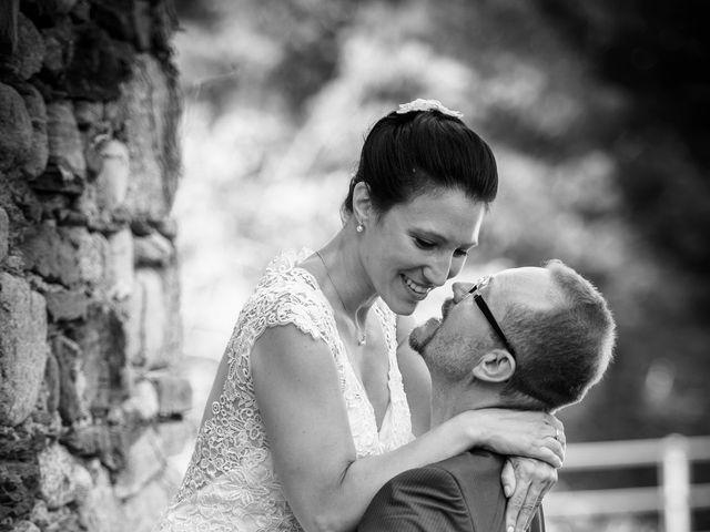 Il matrimonio di Andrea e Ines a Lesa, Novara 37