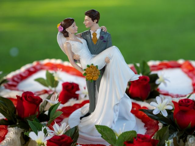 Il matrimonio di Andrea e Ines a Lesa, Novara 40