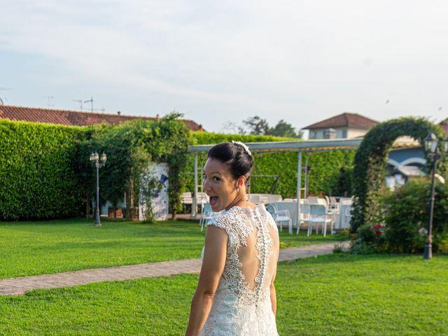 Il matrimonio di Andrea e Ines a Lesa, Novara 44