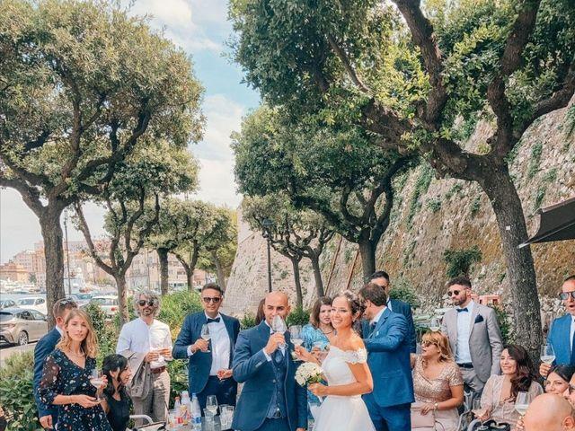 Il matrimonio di Silvia e Giovanni a Gaeta, Latina 1