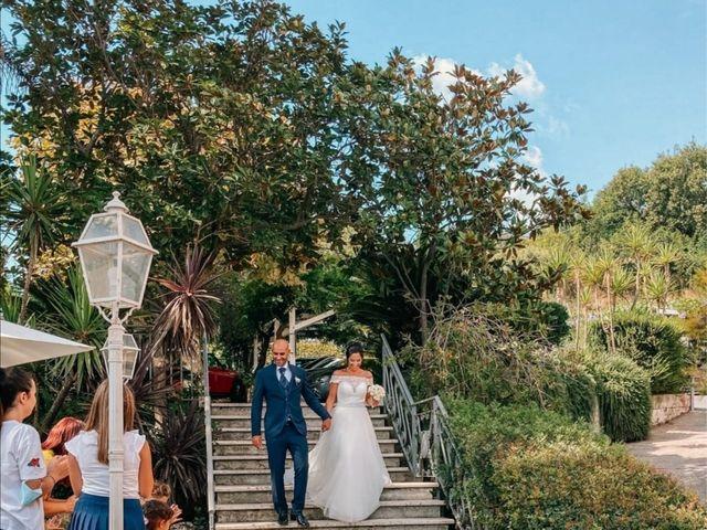 Il matrimonio di Silvia e Giovanni a Gaeta, Latina 2