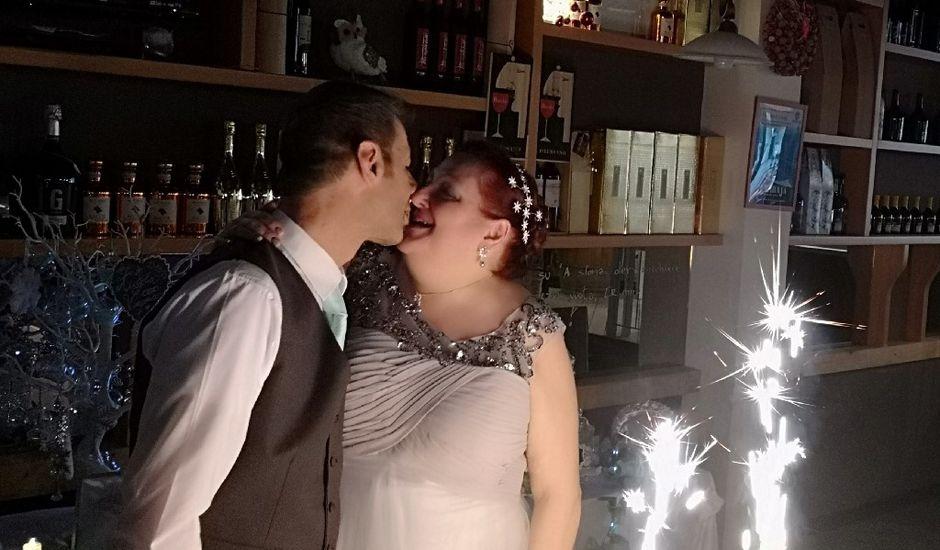 Il matrimonio di Vincenzo  e Angela a Legnano, Milano