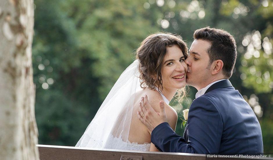 Il matrimonio di Andrea e Veronica a Firenze, Firenze