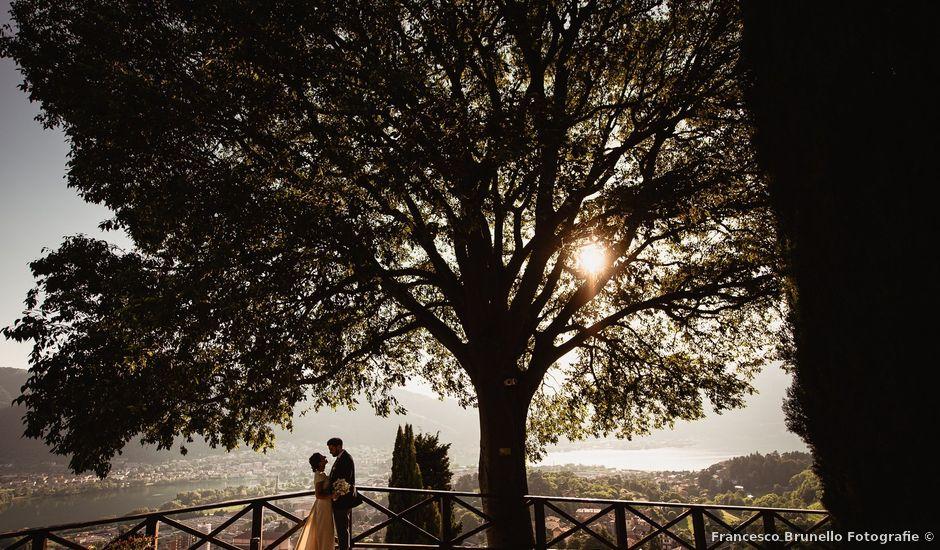 Il matrimonio di Pietro e Costanza a Calolziocorte, Lecco