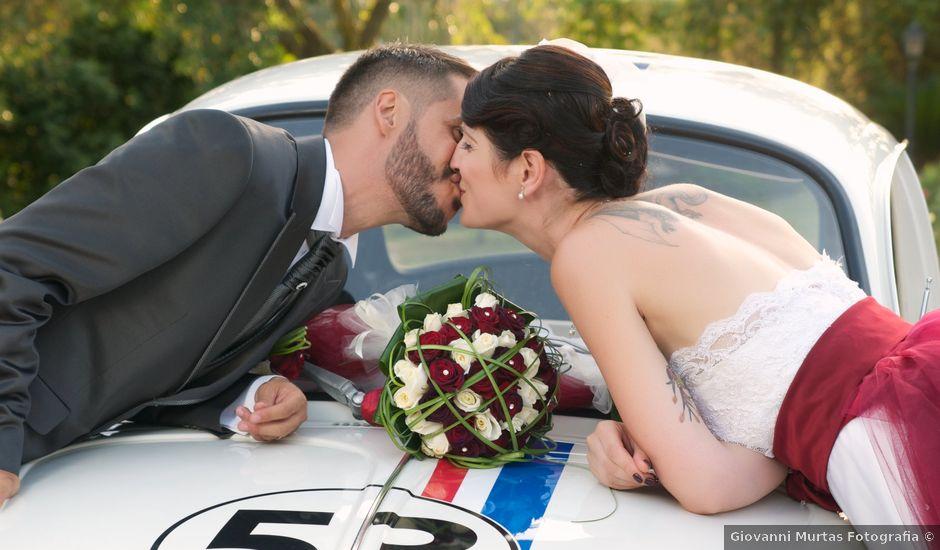 Il matrimonio di Tommy e Emanuela a Iglesias, Cagliari