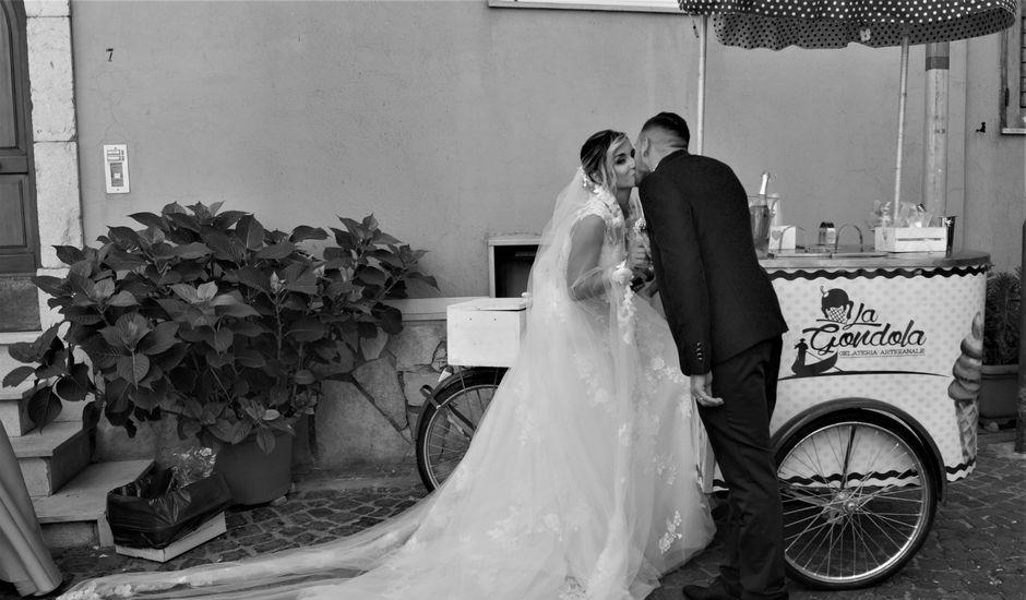 Il matrimonio di Antonio e Angela a Luogosano, Avellino