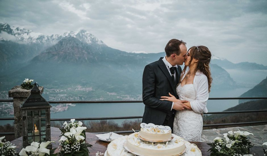 Il matrimonio di Gionatan e Sara  a Erba, Como