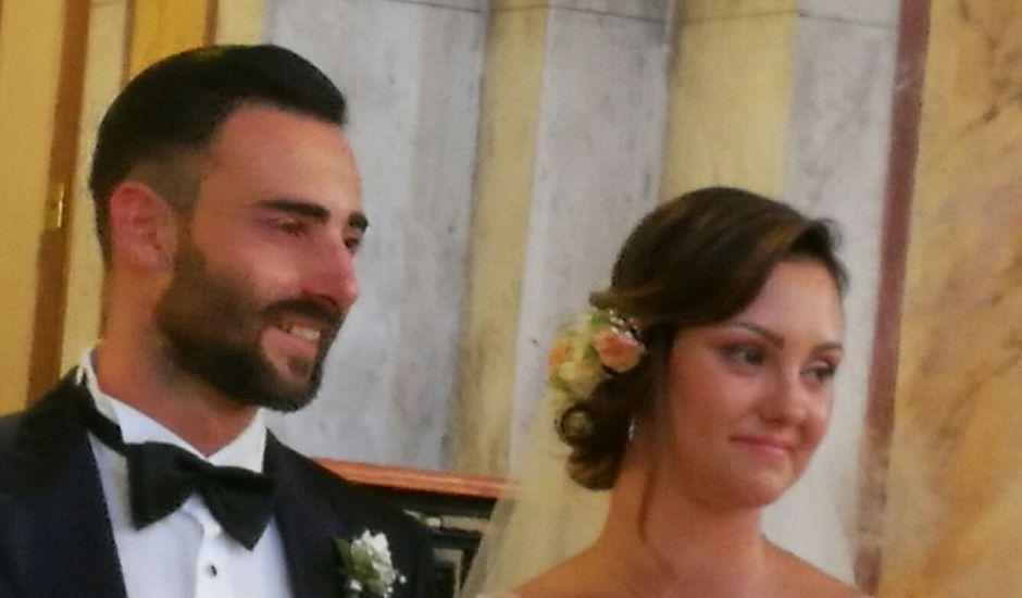 Il matrimonio di Luca e Elisa a Campi Salentina, Lecce