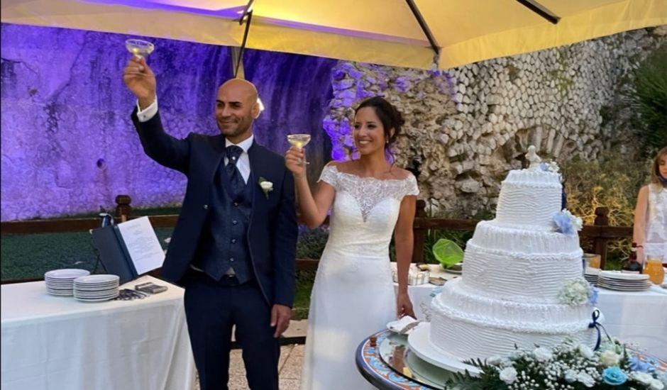 Il matrimonio di Silvia e Giovanni a Gaeta, Latina