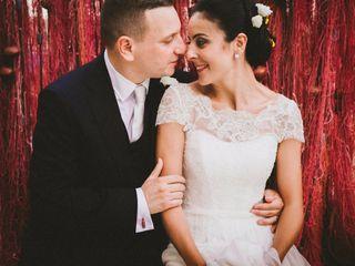 Le nozze di Maria Concetta e Antonio