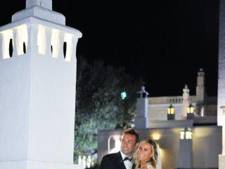 Le nozze di Cristina e Leonardo 1