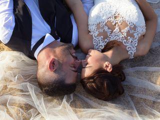 Le nozze di Fabrizio e Chiara