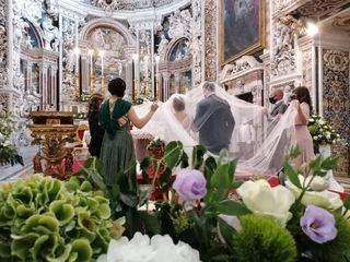 Le nozze di Gianluca  e Mariangela