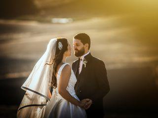 Le nozze di Enzo e Laura