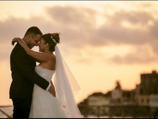 Le nozze di Pamela e Marco