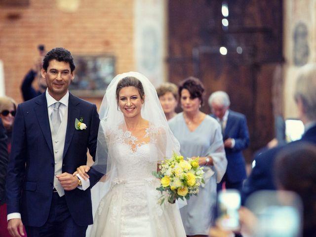 Il matrimonio di Luigi e Gaia a Soragna, Parma 32