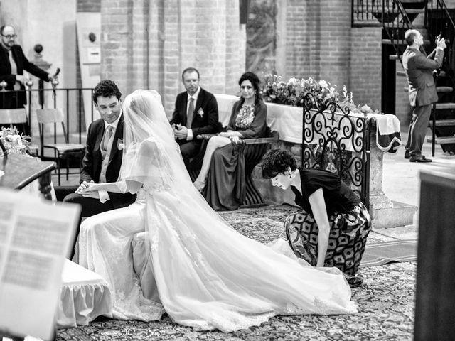 Il matrimonio di Luigi e Gaia a Soragna, Parma 46