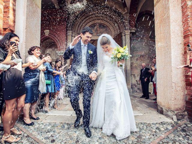 Il matrimonio di Luigi e Gaia a Soragna, Parma 49