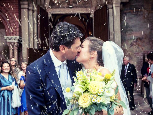 Il matrimonio di Luigi e Gaia a Soragna, Parma 50