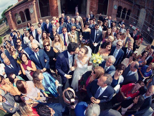 Il matrimonio di Luigi e Gaia a Soragna, Parma 52