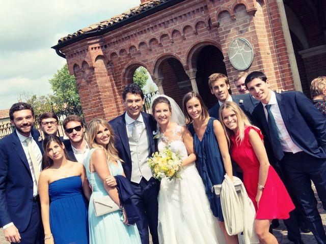 Il matrimonio di Luigi e Gaia a Soragna, Parma 53