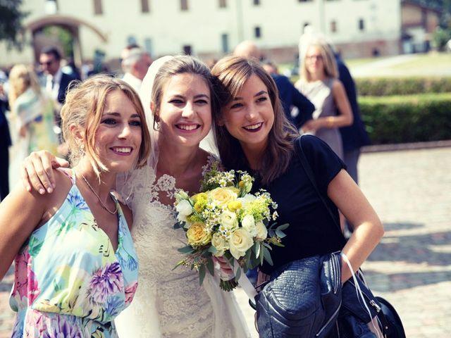 Il matrimonio di Luigi e Gaia a Soragna, Parma 54