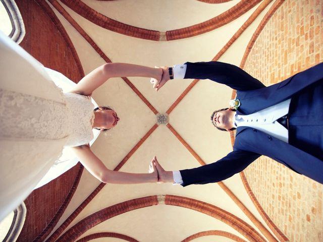 Il matrimonio di Luigi e Gaia a Soragna, Parma 56