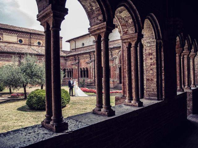 Il matrimonio di Luigi e Gaia a Soragna, Parma 58
