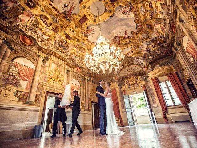 Il matrimonio di Luigi e Gaia a Soragna, Parma 69
