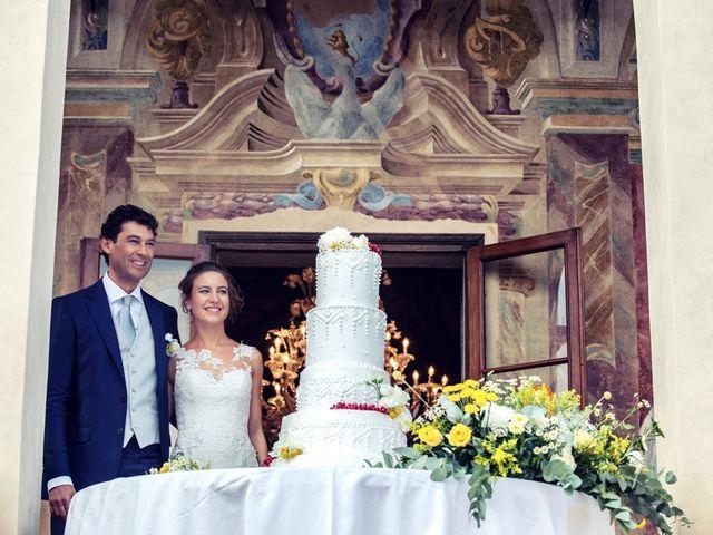 Il matrimonio di Luigi e Gaia a Soragna, Parma 70