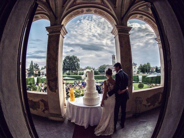 Il matrimonio di Luigi e Gaia a Soragna, Parma 71