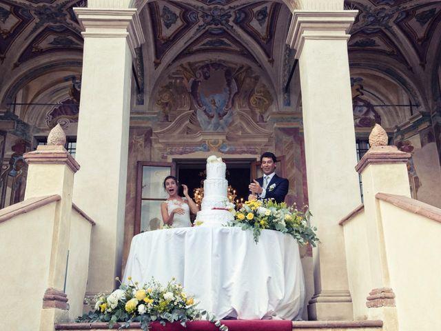 Il matrimonio di Luigi e Gaia a Soragna, Parma 72