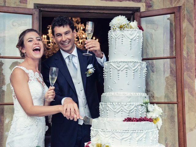 Il matrimonio di Luigi e Gaia a Soragna, Parma 74