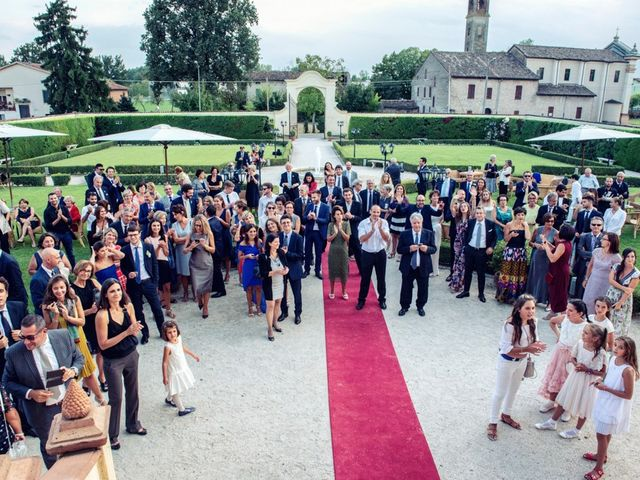 Il matrimonio di Luigi e Gaia a Soragna, Parma 75
