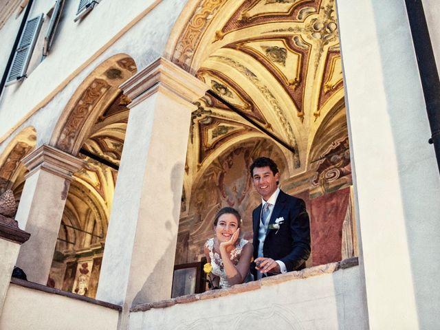Il matrimonio di Luigi e Gaia a Soragna, Parma 80