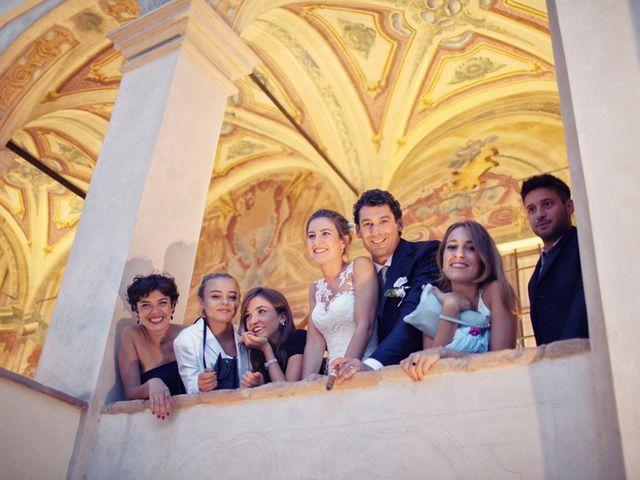 Il matrimonio di Luigi e Gaia a Soragna, Parma 81
