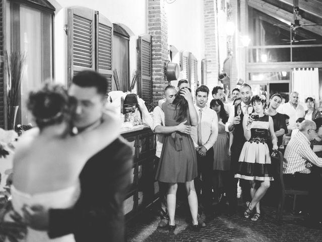 Il matrimonio di Andrea e Serena a Alagna, Pavia 31
