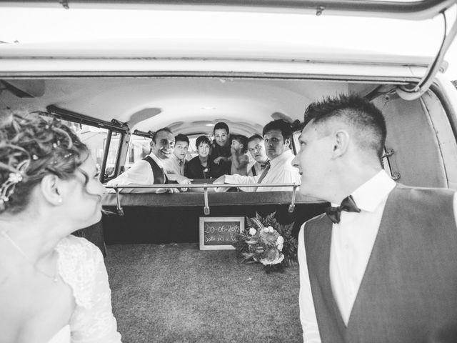 Il matrimonio di Andrea e Serena a Alagna, Pavia 29