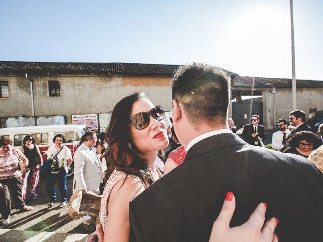 Il matrimonio di Andrea e Serena a Alagna, Pavia 20