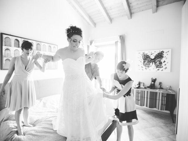 Il matrimonio di Andrea e Serena a Alagna, Pavia 6