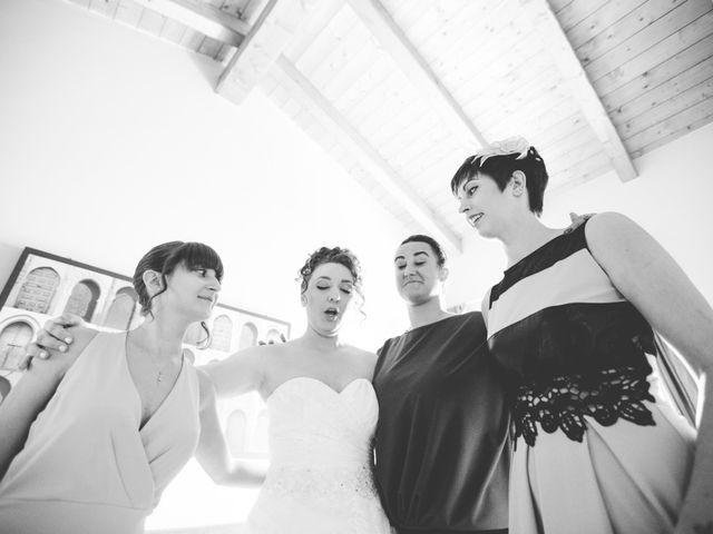 Il matrimonio di Andrea e Serena a Alagna, Pavia 7