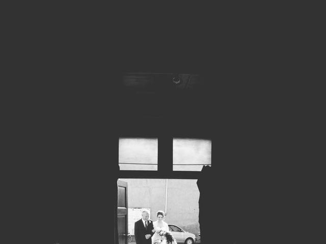 Il matrimonio di Andrea e Serena a Alagna, Pavia 15
