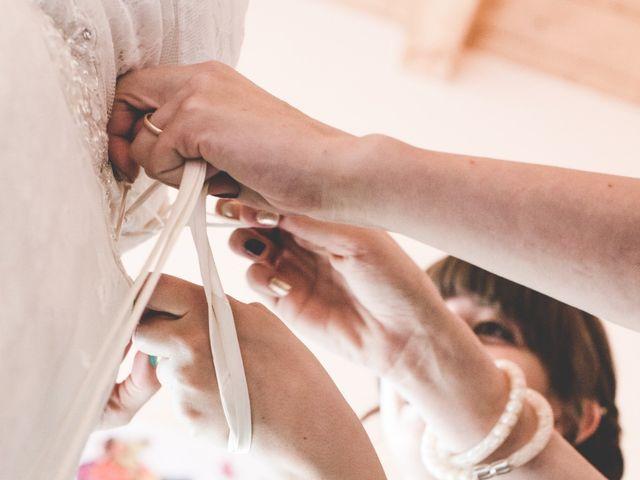 Il matrimonio di Andrea e Serena a Alagna, Pavia 3
