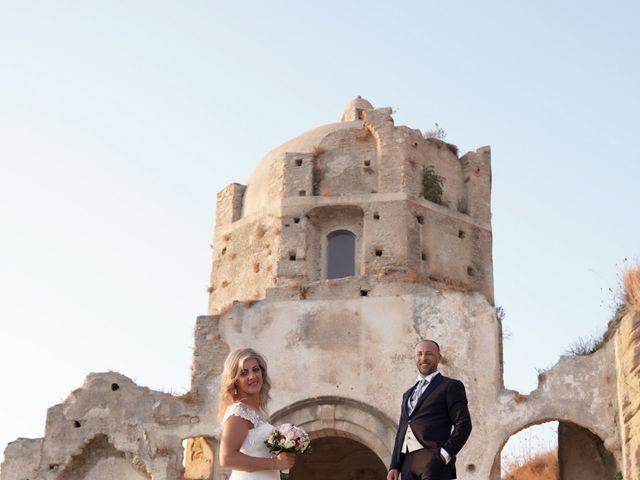 Il matrimonio di Gianluca e Simona a Platania, Catanzaro 15
