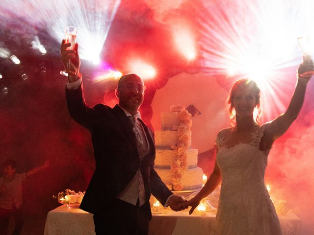 Il matrimonio di Gianluca e Simona a Platania, Catanzaro 22