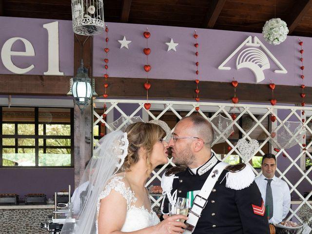Il matrimonio di Gianluca e Simona a Platania, Catanzaro 29