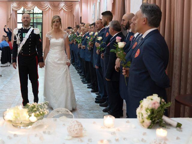 Il matrimonio di Gianluca e Simona a Platania, Catanzaro 30