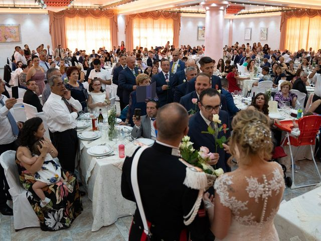 Il matrimonio di Gianluca e Simona a Platania, Catanzaro 31