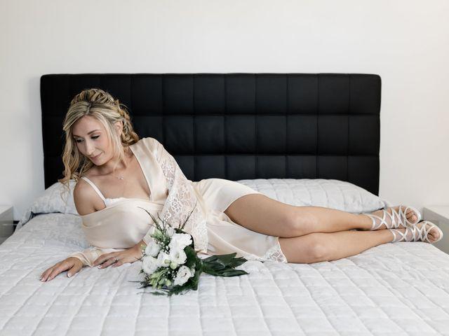 Il matrimonio di Camilla e Paolo a Corinaldo, Ancona 21