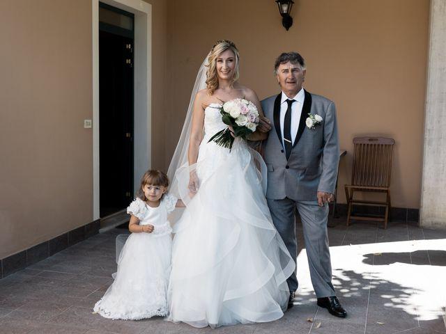 Il matrimonio di Camilla e Paolo a Corinaldo, Ancona 28